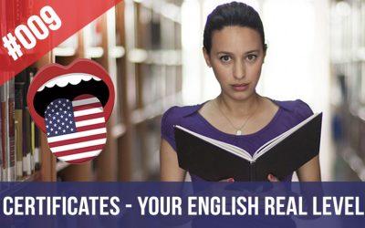 nivel de inglés