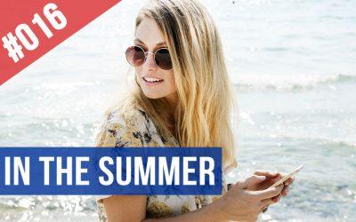 mejorar tu inglés en verano