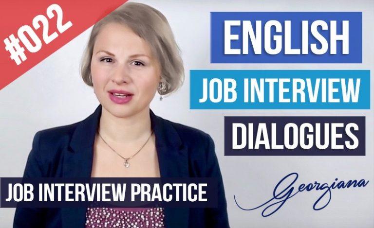 Ejemplos Entrevista de trabajo