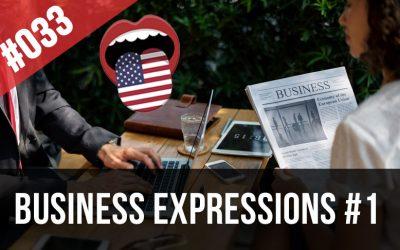 expresiones negocios ingles