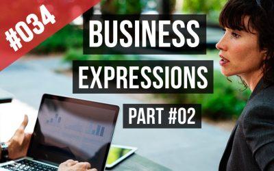 Expresiones de negocios historia