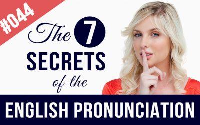 secretos pronunciación inglés