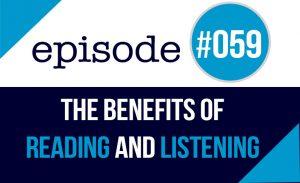 los beneficios de escuchar inglés